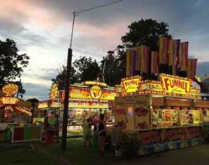 clarke county fair food