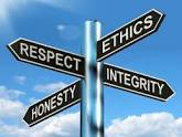 ethics respect integrity honesty