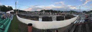 tazewell county fair speedway pano