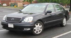 1999 lexus ls 430