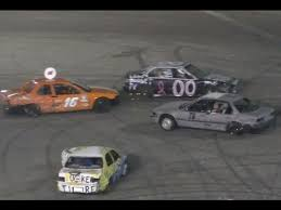 Irwindale Speedway figure 8