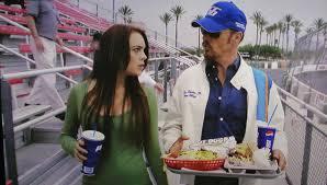 Irwindale Speedway food