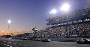 Irwindale Speedway grandstand