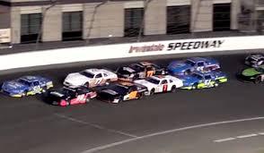 Irwindale Speedway racing 2