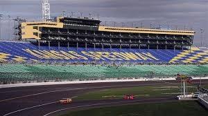 Kansas Speedway grandstand 2