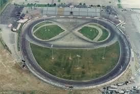 Louisville Motor Speedway aerial
