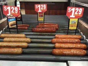 convenience store hog dogs