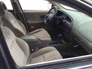 dupuy racecar interior