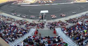 Let's go late model feature racing.