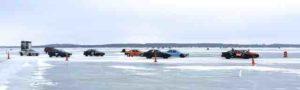 lake puckaway ice racing