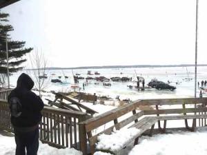 lake puckaway pano