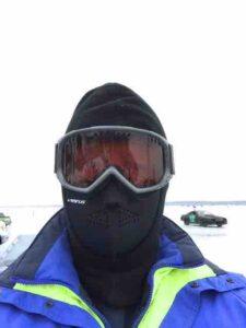 randy ice racing ninja