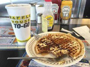 waffle house food 345
