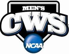 BASEBALL – College World Series logo