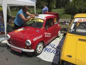Belgrade racecar
