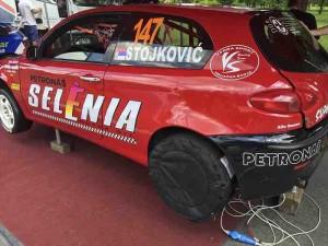 serbia racecar