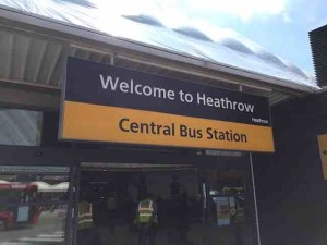 welcome to heathrow