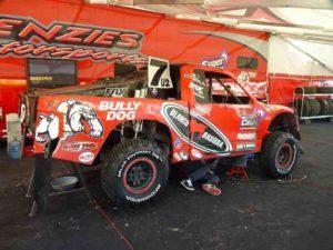 firebird dirt truck