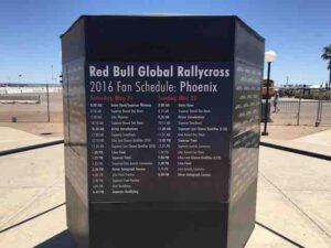 red bull rallycross schedule