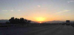 setting sun 399