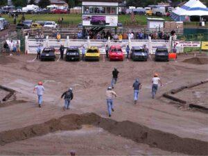 Teton County Fair Le Mans start 2