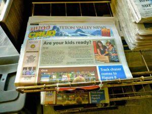 teton valley news story