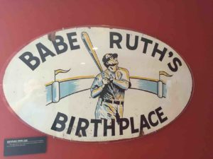 babe-ruths-birthplace-sign