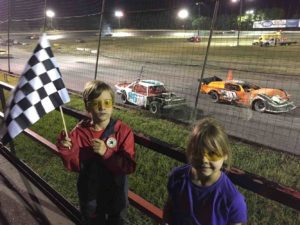 mitch-checkered-flag-with-astrid