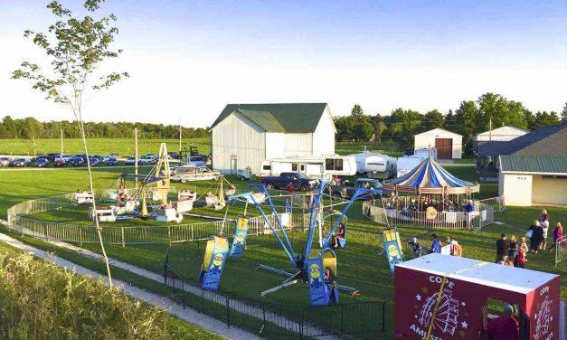 Teeswater Fairgrounds