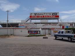 duke city race sign