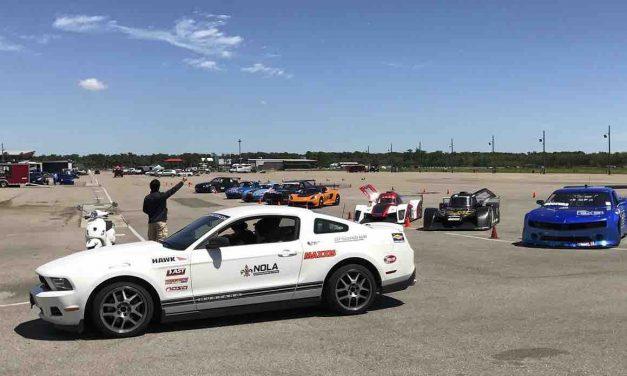 NOLA Motorsports Park – 2 courses