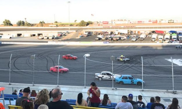 Kern County Raceway Park – the littlest oval