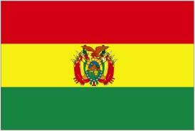 Bolivia – Trackchasing Country #80