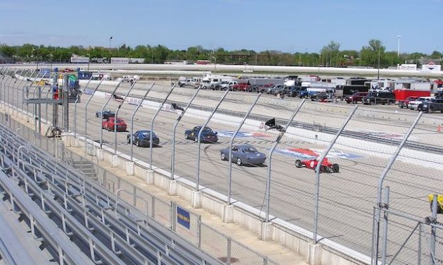 The Milwaukee Mile – road course