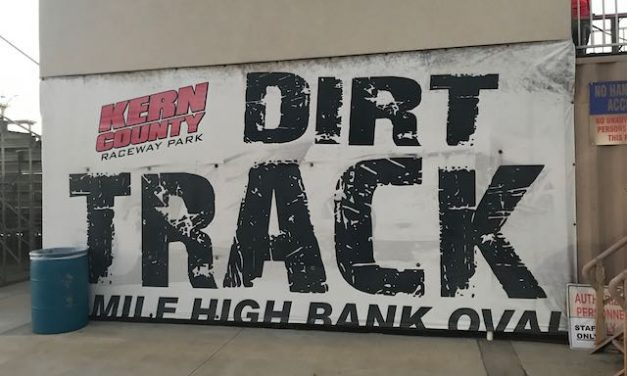 The Dirt Track at Kern County Raceway Park – 1/7th-mile inner oval