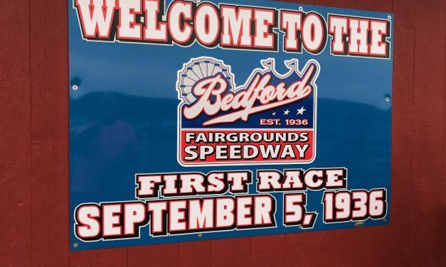 Bedford Fairgrounds Speedway