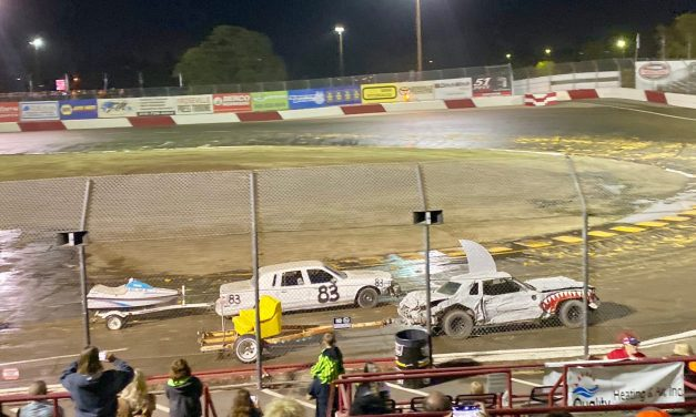 All American Speedway – mixed oval