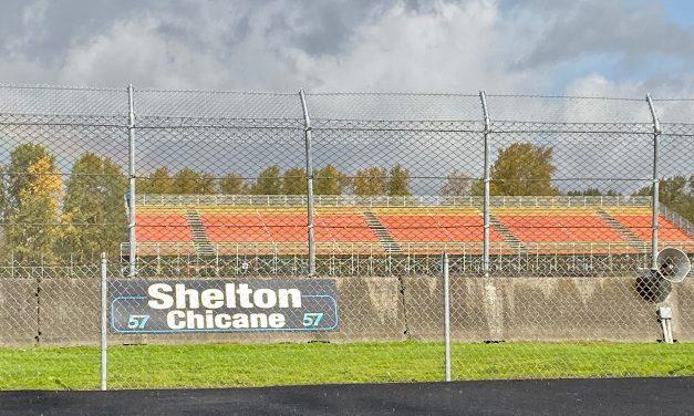 Portland International Raceway – no chicane